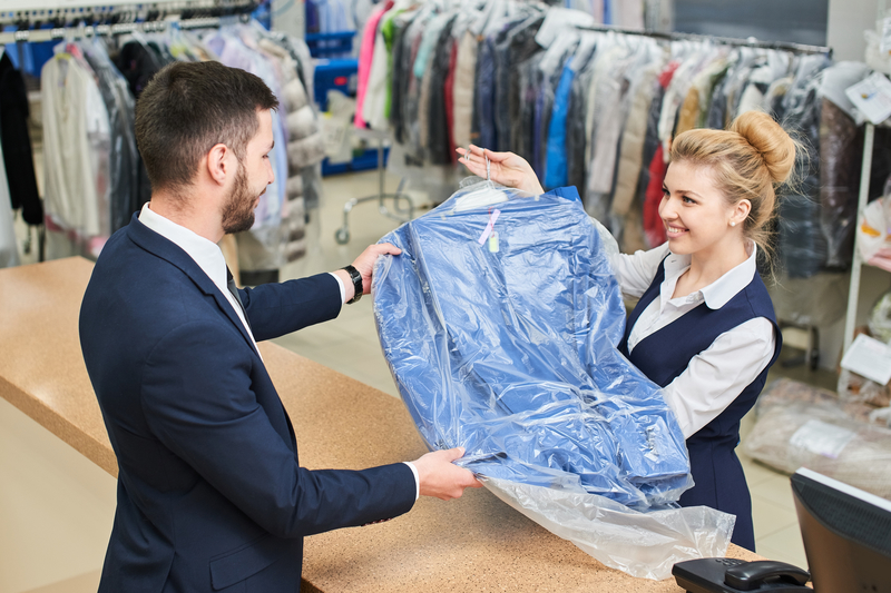 difference between laundry dry cleaning and pressing